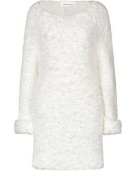 Lamberto Losani Robe courte - Blanc