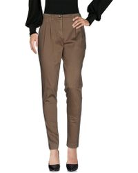 Fred Mello - Casual Trouser - Lyst