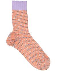 M Missoni Socks & Hosiery - Pink