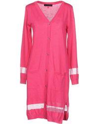 CafeNoir Cardigan - Pink