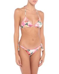 Blumarine Bikini - White