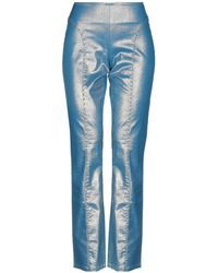 Angelo Marani - Casual Trouser - Lyst
