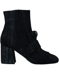 Apepazza Ankle Boots - Blue