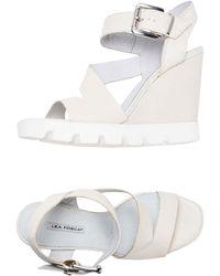 Lea Foscati - Sandals - Lyst