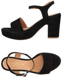 Fiorina Sandals - Black