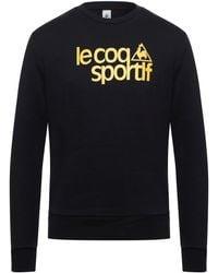 Le Coq Sportif Sweatshirt - Black