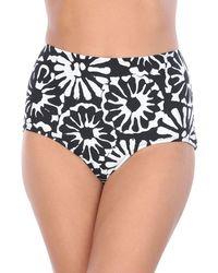 Tory Burch Bikini Bottoms - White