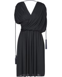 Lanvin Knee-length Dress - Black