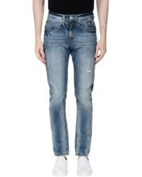 Berna - Denim Trousers - Lyst