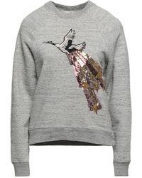 Golden Goose Sweatshirt - Grey