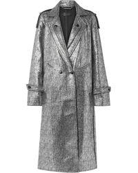 RTA Coat - Metallic
