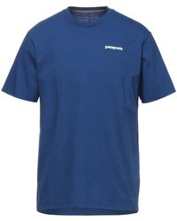 Patagonia T-shirt - Blue