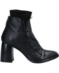 Mauro Fedeli Ankle Boots - Black