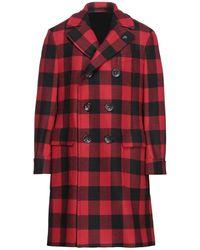 Gabriele Pasini Coat - Red