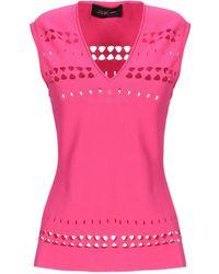 Les Copains Jumper - Pink