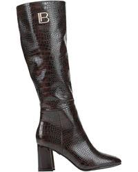 Laura Biagiotti Knee Boots - Brown