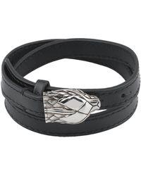 Roberto Cavalli Bracelet - Black