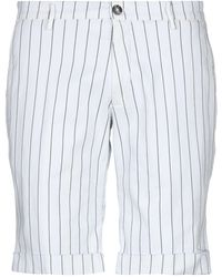Michael Coal Bermuda Shorts - Grey