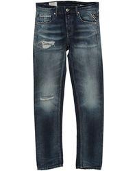 Replay Pantaloni jeans - Blu