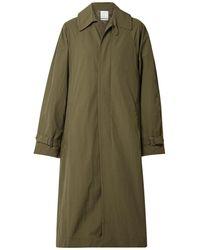 Deveaux Overcoat - Green