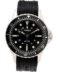 Timex Armbanduhr - Schwarz