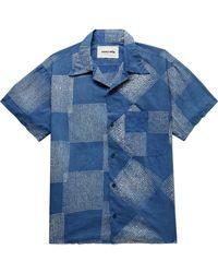 STORY mfg. Shirt - Blue