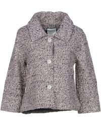 Bomboogie Coat - Grey