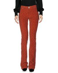 Nolita Casual Pants - Red