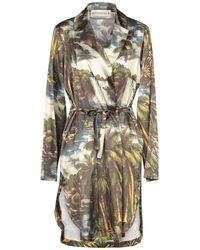 Shirtaporter Overcoat - Brown