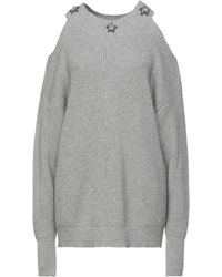 Odi Et Amo Pullover - Gris
