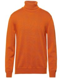 Altea Turtleneck - Orange
