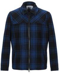 Altea Overcoat - Blue