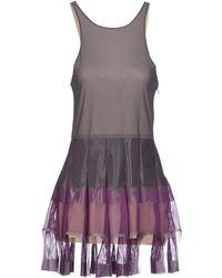 Lea Peckre - Short Dress - Lyst