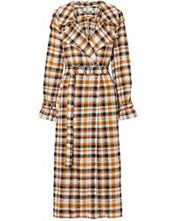 McQ Overcoat - Orange