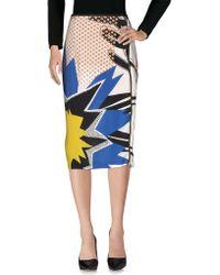 Schumacher - 3/4 Length Skirt - Lyst