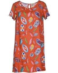 Hipanema - Abstract-Print Trapeze Dress  - Lyst