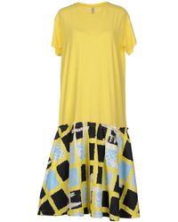 Aimo Richly - Knee-length Dress - Lyst