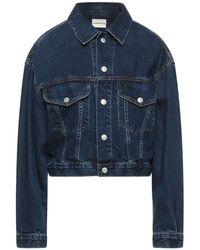 Simon Miller Denim Outerwear - Blue