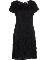 Almost Famous Short Dress - Black