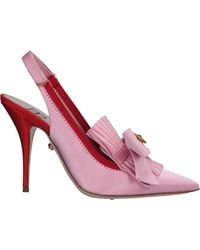 Fausto Puglisi Court - Pink