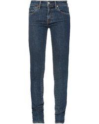 Burberry Denim Pants - Blue