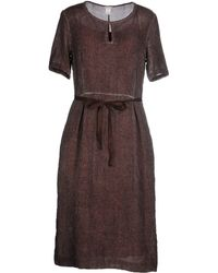 Massimo Alba | Knee-length Dress | Lyst