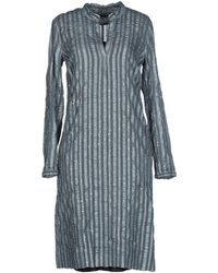 Massimo Alba - Knee-length Dress - Lyst