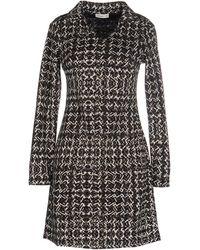 Lavand Short Dress - Grey