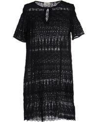 Noa Noa - Short Dress - Lyst