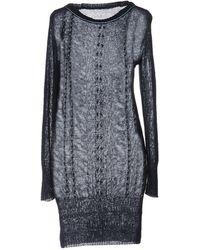 Harmont & Blaine - Short Dress - Lyst