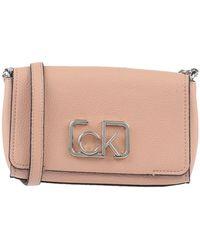 Calvin Klein Cross-body Bag - Natural