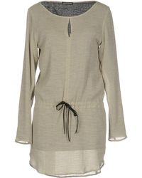 DRYKORN Short Dress - Grey