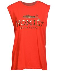 Brian Lichtenberg T-shirt - Orange