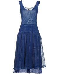Jeckerson - Knee-length Dress - Lyst
